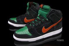 Nike SB Dunk Hi Jagermeister