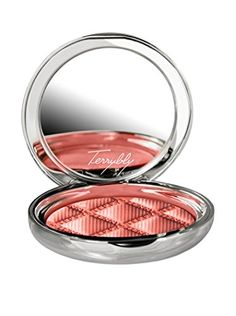 BY TERRY Terrybly Densiliss® Wrinkle Control Pressed Powder Compact Beauty & Cosmetics - All Makeup - Face - Bloomingdale's Cheek Makeup, Blush Makeup, Face Makeup, Best Face Products, Pure Products, Beauty Products, Makeup Products, Terry Makeup, Givenchy Beauty