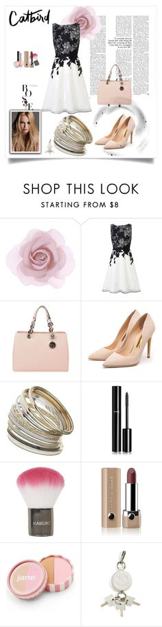 """""""Untitled #7"""" by malina-husgovic ❤ liked on Polyvore featuring Accessorize, Coast, MICHAEL Michael Kors, Rupert Sanderson, KAROLINA, Miss Selfridge, Chanel, Topshop, Marc Jacobs and jane"""