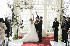 Freed Photography DC MD VA weddings Great wedding ceremony shot