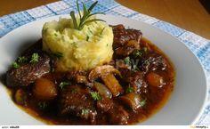 Czech Recipes, Ethnic Recipes, Pot Roast, Mashed Potatoes, Crockpot, Beef, Baking, Cook Books, Fine Dining