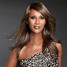 Model IMAN - Global Chic Fashion & Jewelry at HSN.com