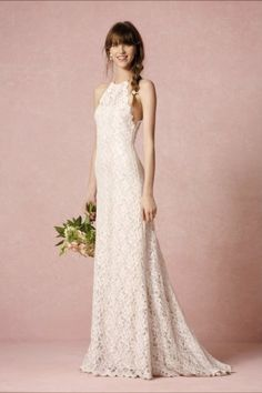 Mina Gown from BHLDN