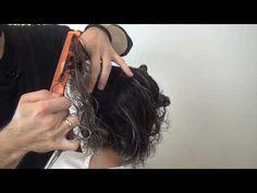Dicas de Como fazer Escova Ondulada   Escova Passo a Passo - YouTube