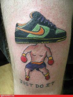 Nike Head?