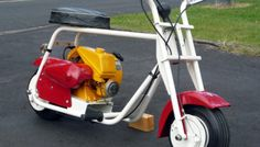 Trojan Trobike - Mini Scooter