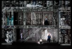 d3 Technologies | Showcase - Don Giovanni, Royal Opera House 2014