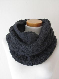 Ravelry: Infinity Scarf pattern by Just Do -free