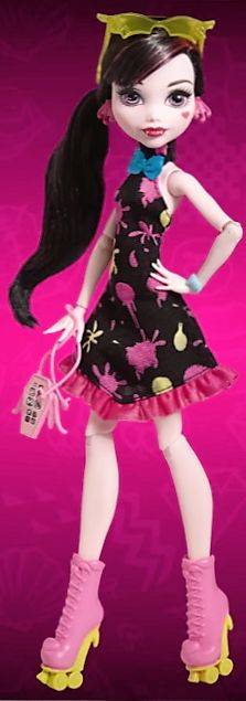 All about Monster High: Fashion packs