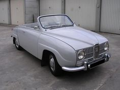 saab 96 convertible (serenade ?)