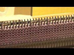 Вязание панчлейса - YouTube