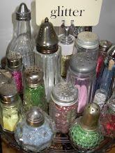 glitter shakers! what a great idea