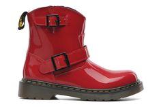 Dr. Martens Lydia (rot) - Stiefeletten & Boots bei Sarenza.de (186901)