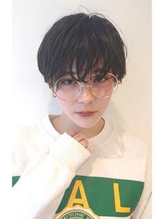 【Euphoria】小顔のショートマッシュ☆ Style, Swag, Outfits