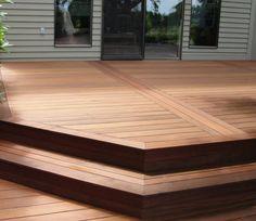 Modern IPE deck - Georgeworks Portland OR