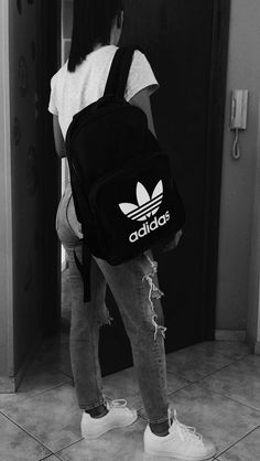 Adidas woman  Adidas backpack