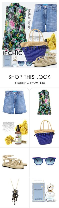 """""""IFCHIC.COM SUMMER SALE"""" by manuela-cdl ❤ liked on Polyvore featuring M.i.h Jeans, Marissa Webb, Sensi Studio, A.L.C., Etnia Barcelona, Marc Jacobs, summersale and ifchic"""