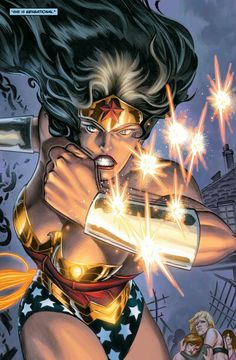 "Wonder Woman 600 - ""She is sensational"""