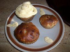 Für den Nachtisch kreierte Nzumi dreierlei weihnachtlich Cupcakes, die sich alle köstlichst lesen