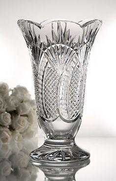 Waterford Seahorse Vase - at Waterford Wedgwood Royal Doulton, San Marcos, TX or call 1-800-203-4540