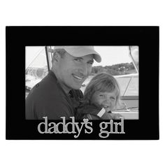 The Paper Store Malden Daddy's Girl Expressions Frame (4x6in) #thepaperstore #daddysgirl #fathersday #giftsfordad