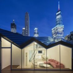 WORKac . The Stealth Building . New York (1)