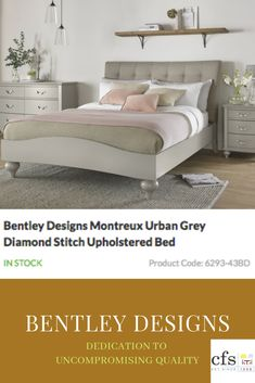 bentley designs ashby cotton bedstead bentley designs ashby cotton rh pinterest ca