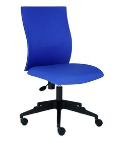 Take a look at this Blue Ergonomic Office Chair by Jesper Office on #zulily today! $140 !!