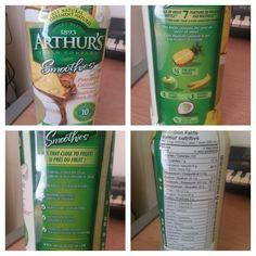 Arthur's Pineapple- Coconut Smoothie. -$4 Pineapple Coconut, Coconut Water, Coconut Smoothie, Smoothies, Banana, Diet, Vegan, Fruit, Food