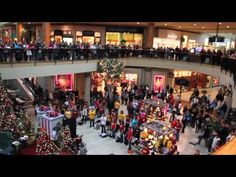 Christmas Flash Mob by Journey of Faith at South Bay Galleria - official video - YouTube