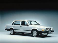 Volvo 740 Turbo Worldwide '1985–90