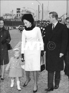 Queen Paola, 1960s