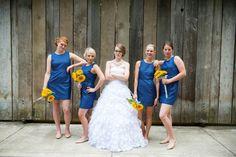 Featuring the Bridesmaids on AllisonRamsing.com