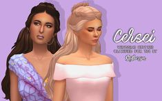 Slythersim: Wingsims Ets1123 Clayified  - Sims 4 Hairs - http://sims4hairs.com/slythersim-wingsims-ets1123-clayified/