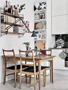 Un studio à la décoration exemplaire