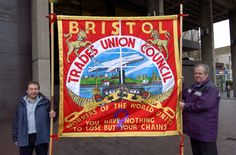 Bristol Trades Union Council by Ed Hall with Andy Robertson and Mike Langley