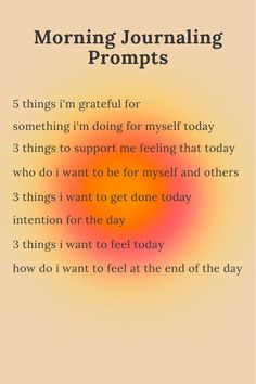 Positive Self Affirmations, Positive Quotes, 5 Minutes Journal, Daily Journal Prompts, Writing Therapy, Therapy Journal, Get My Life Together, Manifestation Journal, Self Care Activities
