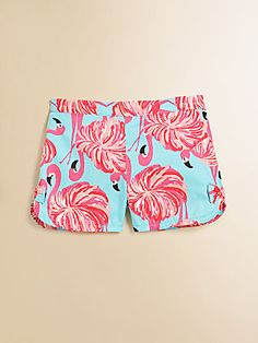Lilly Pulitzer Kids Toddler's & Little Girl's Little Calahan Shorts