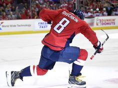 Stu Cowan: Alex Ovechkin and Capitals put a 6-1 beating on Canadiens