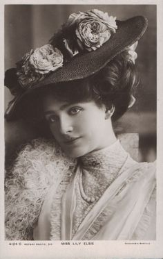 Lily Elsie (1886 – 1962) was a popular English actress and singer during the Edwardian era, best known for her starring role in the hit Lond...