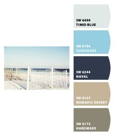 Favorite color combinations    Great website to show you what colors go well together.  Love it.