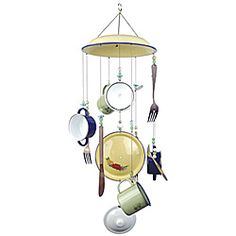 i like the idea of a wind chime with a theme...each kid brings in something for the chime??