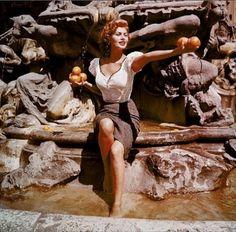 Sophie Loren by Ormond Gigli