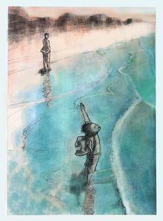 Illustration by Rafa Anton  teen book