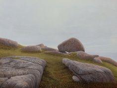 Land's End - acrylic - Reinder Ourensma