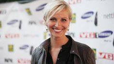 Norwegian TV presenter Anne Rimmen