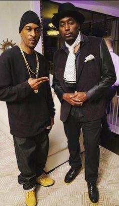The 2 best MC of All Time: Rakim & BDK