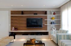 Arte e Design: Home Theater por Marilia Veiga