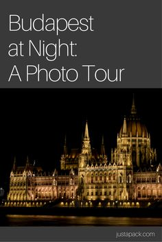 Budapest comes alive at night. Come with us on a photo tour of this glorious city and see it's darker side!