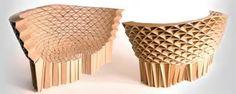 mobiliario en carton corrugado - Buscar con Google